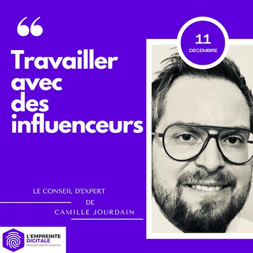 Conseil #11 : Travailler avec des influenceurs