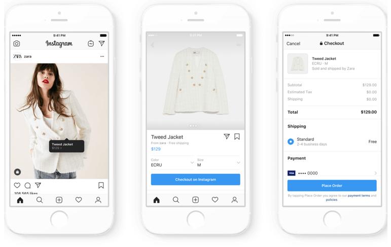 social shopping vendre reseaux sociaux
