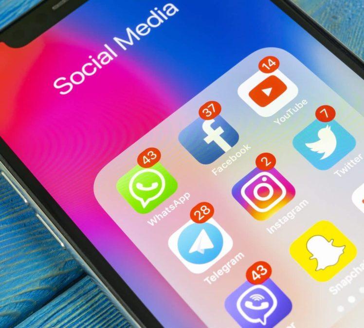 Palmarès 2021 des comptes les plus suivis sur les réseaux sociaux