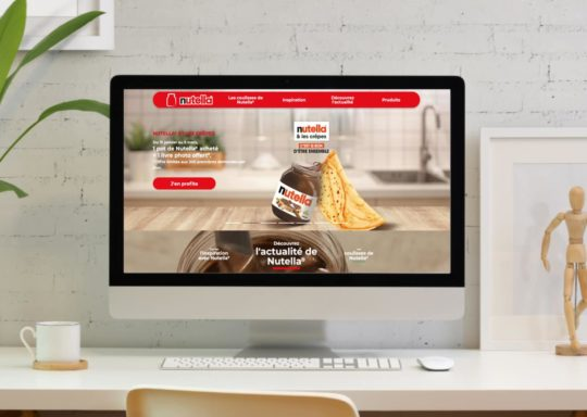 Décryptage de la stratégie digitale de Nutella