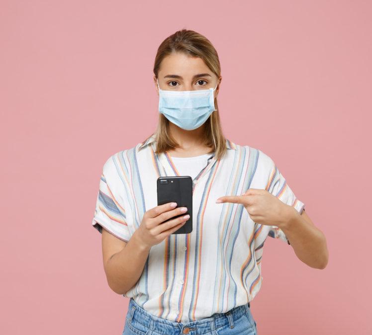 Comment déverrouiller son iPhone quand on porte un masque ? 😷
